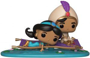 Figura y muñeco de Aladdin y Jasmine de Un Mundo Ideal de FUNKO POP - Figuras coleccionables, juguetes y muñecos de Aladdin - Muñecos de Disney
