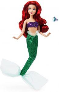 Figura y muñeco de Ariel - Figuras coleccionables, juguetes y muñecos de la Sirenita - Muñecos de Disney