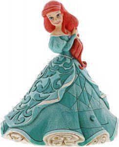Figura y muñeco de Ariel con caja de joyeria de Disney Traditions - Figuras coleccionables, juguetes y muñecos de la Sirenita - Muñecos de Disney