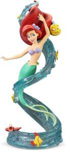 Figura y muñeco de Ariel de Disney Grand Jesters - Figuras coleccionables, juguetes y muñecos de la Sirenita - Muñecos de Disney