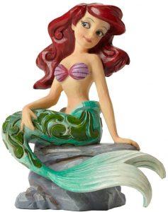 Figura y muñeco de Ariel de Disney Traditions - Figuras coleccionables, juguetes y muñecos de la Sirenita - Muñecos de Disney