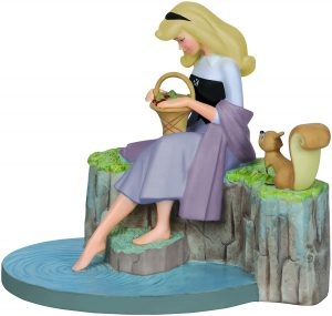 Figura y muñeco de Aurora Disney Showcase - Figuras coleccionables, juguetes y muñecos de la Bella Durmiente - Muñecos de Disney