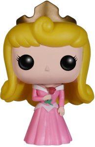 Figura y muñeco de Aurora de FUNKO POP clásico - Figuras coleccionables, juguetes y muñecos de la Bella Durmiente - Muñecos de Disney