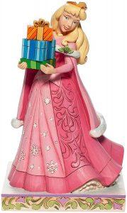 Figura y muñeco de Aurora de Navidad de Enesco - Figuras coleccionables, juguetes y muñecos de la Bella Durmiente - Muñecos de Disney