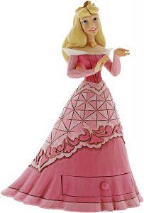 Figura y muñeco de Aurora de caja de joyería de Disney Traditions - Figuras coleccionables, juguetes y muñecos de la Bella Durmiente - Muñecos de Disney