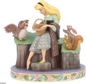 Figura y muñeco de Aurora de la Bella Durmiente de Enesco Disney Traditions - Figuras coleccionables, juguetes y muñecos de la Bella Durmiente - Muñecos de Disney