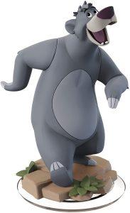 Figura y muñeco de Baloo de Disney Infinity - Figuras coleccionables, juguetes y muñecos del Libro de la Selva - Muñecos de Disney