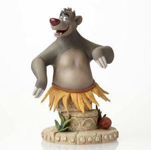 Figura y muñeco de Baloo de Enesco Disney Grand Jester - Figuras coleccionables, juguetes y muñecos del Libro de la Selva - Muñecos de Disney
