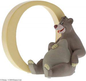 Figura y muñeco de Baloo de Enesco - Figuras coleccionables, juguetes y muñecos del Libro de la Selva - Muñecos de Disney