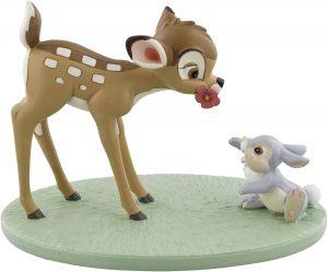 Figura y muñeco de Bambi y Tambor de Disney Momentos - Figuras coleccionables, juguetes y muñecos de Bambi - Muñecos de Disney