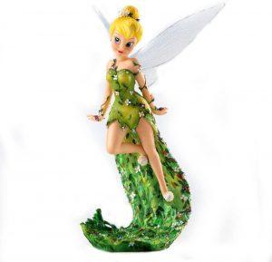 EnescoFigura y muñeco de Campanilla de Enesco de Disney Showcase - Figuras coleccionables, juguetes y muñecos de Peter Pan - Muñecos de Disney