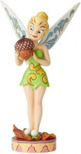 Figura y muñeco de Campanilla de Enesco de Disney Traditions - Figuras coleccionables, juguetes y muñecos de Peter Pan - Muñecos de Disney