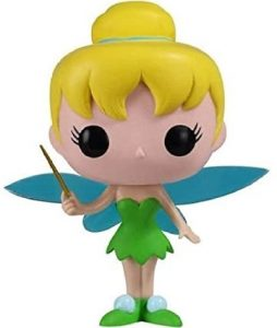 Figura y muñeco de Campanilla de FUNKO POP - Figuras coleccionables, juguetes y muñecos de Peter Pan - Muñecos de Disney