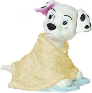 Figura y muñeco de Dálmata de Preciosos Momentos - Figuras coleccionables, juguetes y muñecos de los 101 dálmatas - Muñecos de Disney