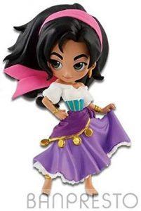 Figura y muñeco de Esmeralda de Banpresto - Figuras coleccionables, juguetes y muñecos del Jorobado de Notre Dame - Muñecos de Disney