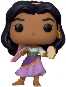 Figura y muñeco de Esmeralda de FUNKO POP - Figuras coleccionables, juguetes y muñecos del Jorobado de Notre Dame - Muñecos de Disney