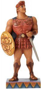 Figura y muñeco de Hércules de 20 Aniversario de Disney Traditions - Figuras coleccionables, juguetes y muñecos de Hércules - Muñecos de Disney