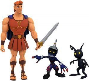 Figura y muñeco de Hércules de Kingdom Hearts 3 - Figuras coleccionables, juguetes y muñecos de Hércules - Muñecos de Disney
