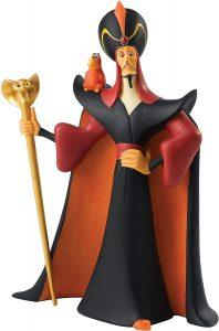 Figura y muñeco de Jafar de Enchanting Disney Enesco - Figuras coleccionables, juguetes y muñecos de Aladdin - Muñecos de Disney