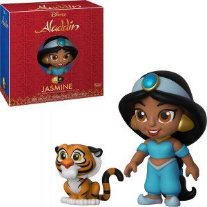 Figura y muñeco de Jasmine de 5 Star - Figuras coleccionables, juguetes y muñecos de Aladdin - Muñecos de Disney