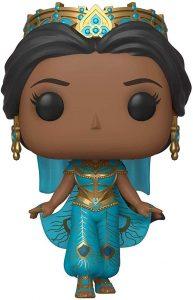 Figura y muñeco de Jasmine de FUNKO POP - Figuras coleccionables, juguetes y muñecos de Aladdin - Muñecos de Disney