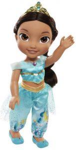 Figura y muñeco de Jasmine de Muñeca - Figuras coleccionables, juguetes y muñecos de Aladdin - Muñecos de Disney