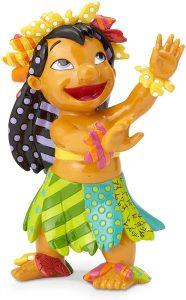 Figura y muñeco de Lilo de Disney Britto sentado - Figuras coleccionables, juguetes y muñecos de Lilo y Stich - Muñecos de Disney