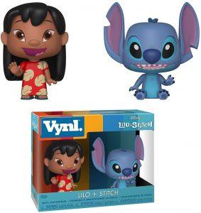 Figura y muñeco de Lilo y Stitch de Vynl - Figuras coleccionables, juguetes y muñecos de Lilo y Stich - Muñecos de Disney