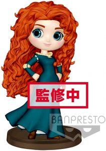 Figura y muñeco de Mérida de Banpresto - Figuras coleccionables, juguetes y muñecos de Brave - Muñecos de Disney