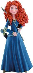 Figura y muñeco de Mérida de Bullyland - Figuras coleccionables, juguetes y muñecos de Brave - Muñecos de Disney