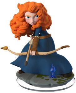 Figura y muñeco de Mérida de Disney Infinity - Figuras coleccionables, juguetes y muñecos de Brave - Muñecos de Disney