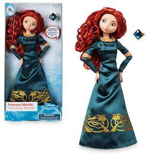 Figura y muñeco de Mérida de Disney Princess 2 - Figuras coleccionables, juguetes y muñecos de Brave - Muñecos de Disney