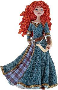 Figura y muñeco de Mérida de Disney Showcase - Figuras coleccionables, juguetes y muñecos de Brave - Muñecos de Disney
