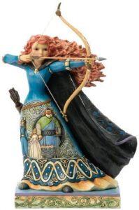 Figura y muñeco de Mérida de Disney Traditions - Figuras coleccionables, juguetes y muñecos de Brave - Muñecos de Disney