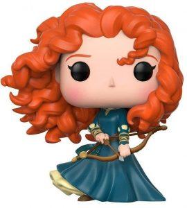 Figura y muñeco de Mérida de FUNKO POP - Figuras coleccionables, juguetes y muñecos de Brave - Muñecos de Disney