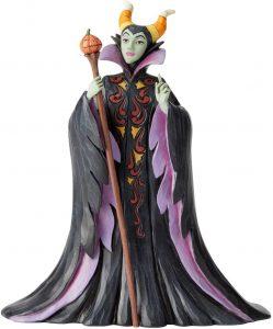 Figura y muñeco de Maléfica Halloween de Disney Traditions - Figuras coleccionables, juguetes y muñecos de la Bella Durmiente - Muñecos de Disney