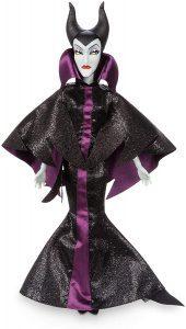 Figura y muñeco de Maléfica de Disney Store - Figuras coleccionables, juguetes y muñecos de la Bella Durmiente - Muñecos de Disney