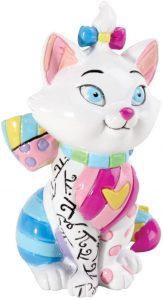 Figura y muñeco de Marie de Disney Britto - Figuras coleccionables, juguetes y muñecos de los Aristogatos - Muñecos de Disney