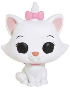 Figura y muñeco de Marie de FUNKO POP - Figuras coleccionables, juguetes y muñecos de los Aristogatos - Muñecos de Disney