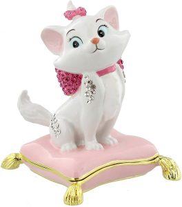 Figura y muñeco de Marie de Magical Moments - Figuras coleccionables, juguetes y muñecos de los Aristogatos - Muñecos de Disney