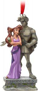 Figura y muñeco de Megara y Hércules de Disney Traditions - Figuras coleccionables, juguetes y muñecos de Hércules - Muñecos de Disney