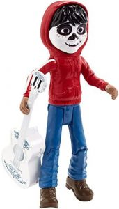 Figura y muñeco de Miguel Rivera de Mattel - Figuras coleccionables, juguetes y muñecos de Coco - Muñecos de Disney Pixar
