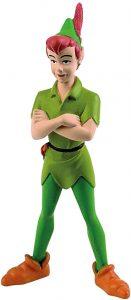 Figura y muñeco de Peter Pan de Bullyland - Figuras coleccionables, juguetes y muñecos de Peter Pan - Muñecos de Disney