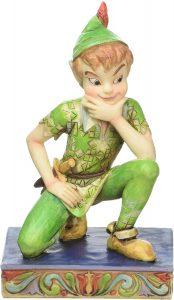 Figura y muñeco de Peter Pan de Disney Traditions - Figuras coleccionables, juguetes y muñecos de Peter Pan - Muñecos de Disney