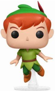 Figura y muñeco de Peter Pan de FUNKO POP - Figuras coleccionables, juguetes y muñecos de Peter Pan - Muñecos de Disney