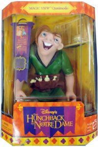 Figura y muñeco de Quasimodo de Gobbo - Figuras coleccionables, juguetes y muñecos del Jorobado de Notre Dame - Muñecos de Disney