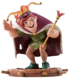 Figura y muñeco de Quasimodo de Walt Disney Classics - Figuras coleccionables, juguetes y muñecos del Jorobado de Notre Dame - Muñecos de Disney