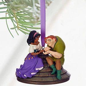 Figura y muñeco de Quasimodo y Esmeralda de Disney - Figuras coleccionables, juguetes y muñecos del Jorobado de Notre Dame - Muñecos de Disney