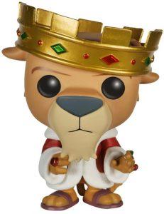 Figura y muñeco de Rey Juan de FUNKO POP - Figuras coleccionables, juguetes y muñecos de Robin Hood - Muñecos de Disney