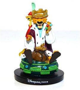 Figura y muñeco de Rey Juan y Sir Hiss de Disney - Figuras coleccionables, juguetes y muñecos de Robin Hood - Muñecos de Disney
